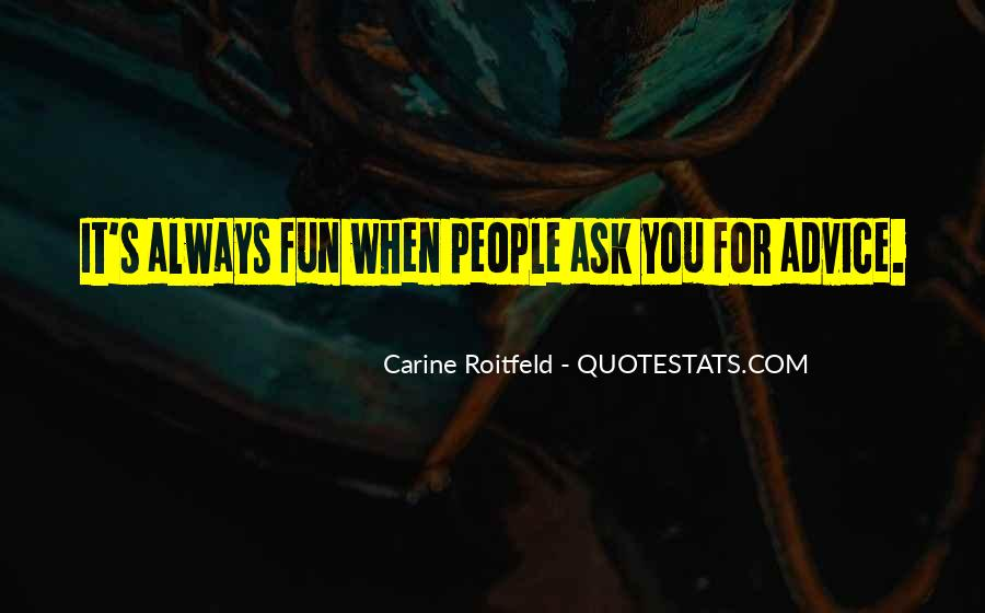 Quotes About Carine #450435