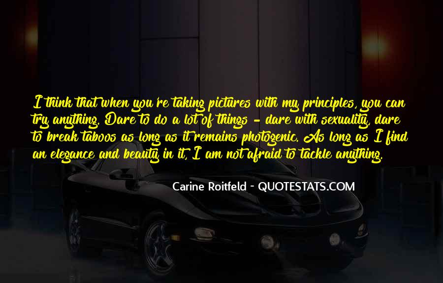 Quotes About Carine #488793