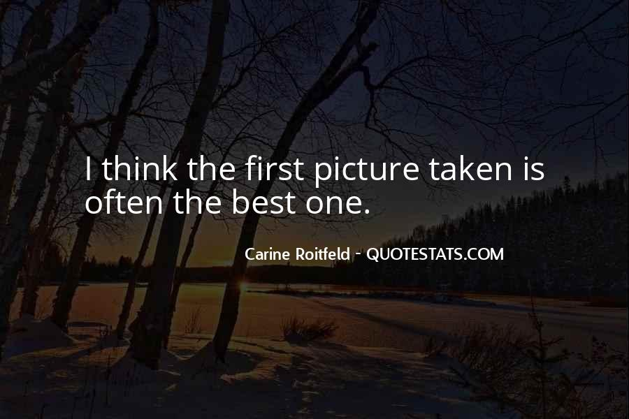 Quotes About Carine #506862
