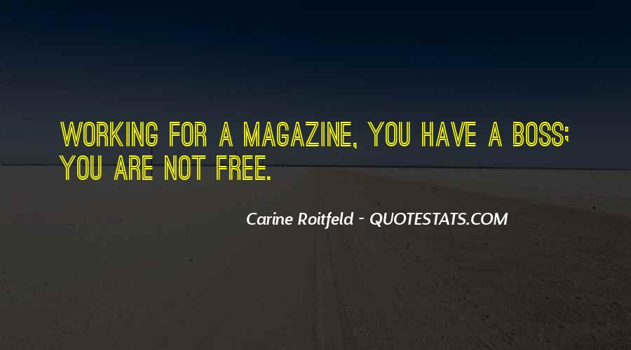 Quotes About Carine #574841