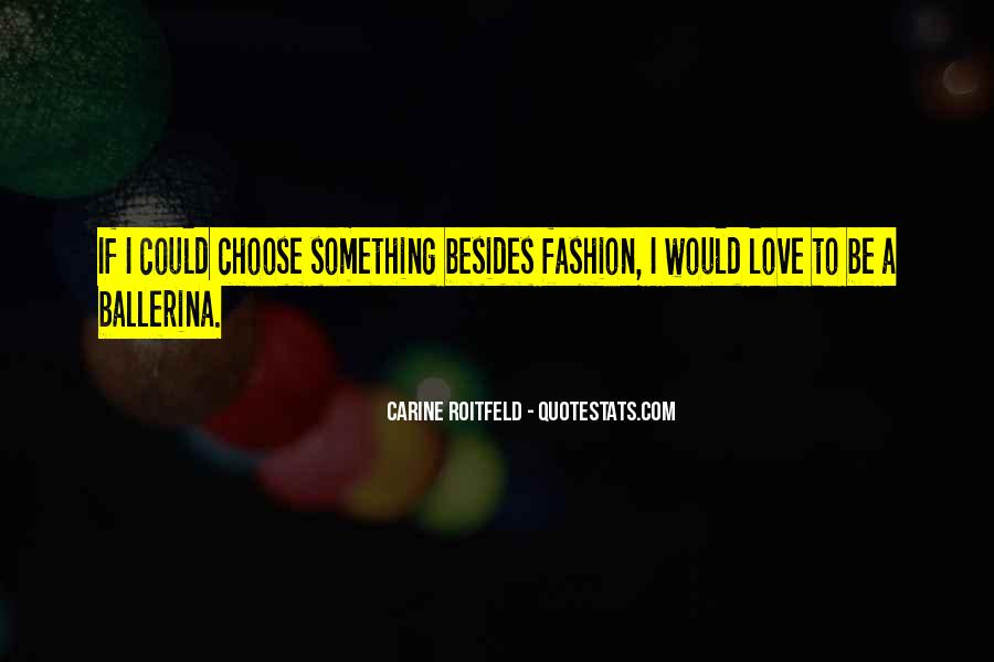 Quotes About Carine #618819