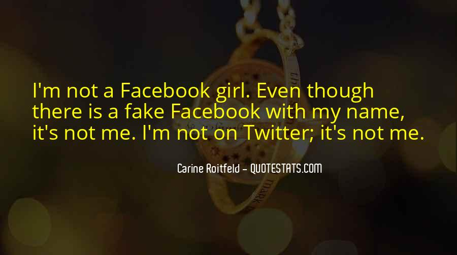Quotes About Carine #63223