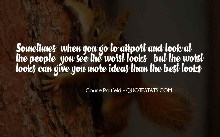 Quotes About Carine #730284