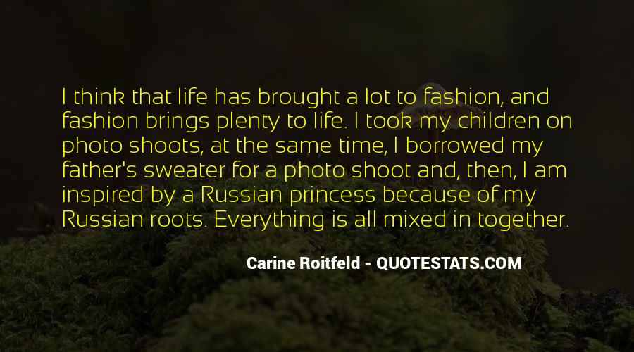 Quotes About Carine #730331