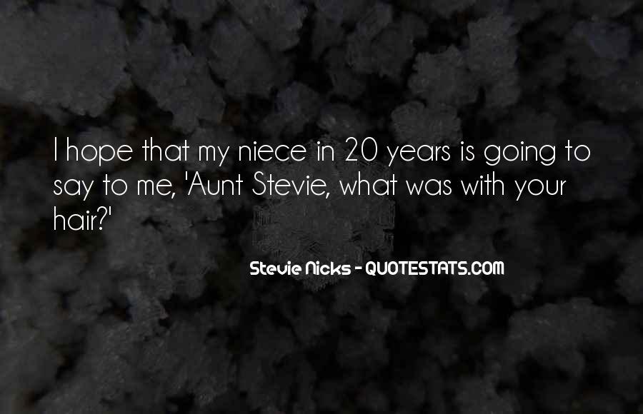 Niece Quotes #111591
