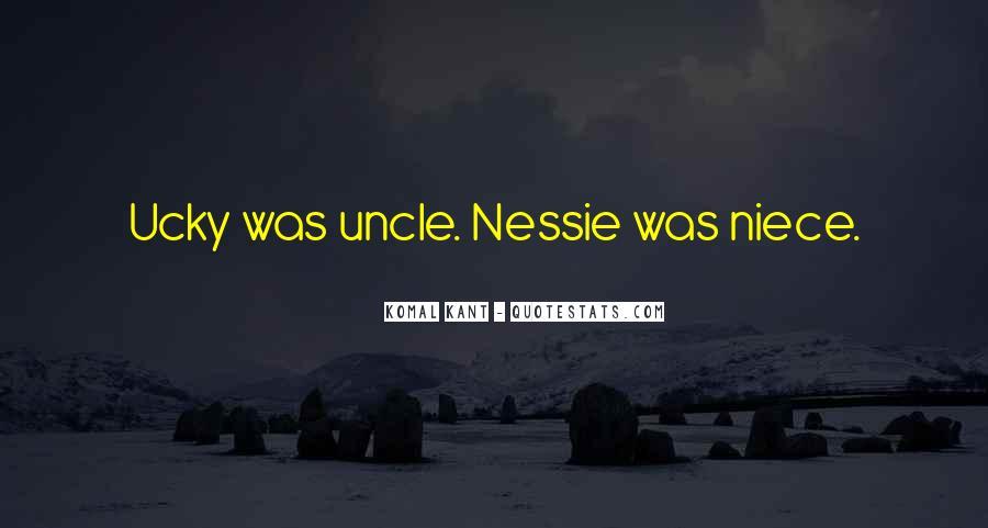 Niece Quotes #1698824