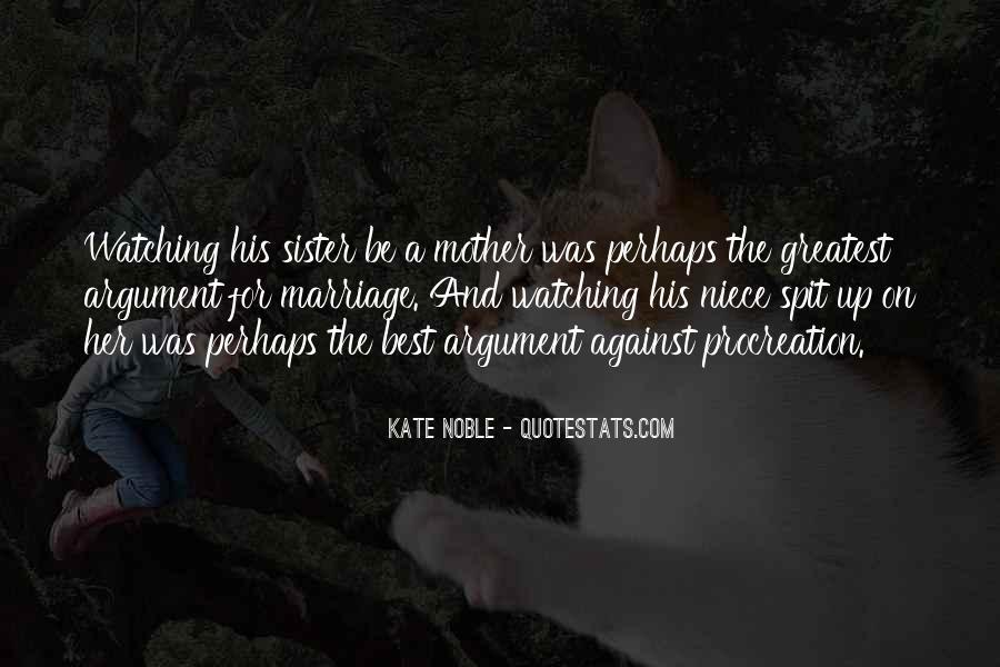 Niece Quotes #611637