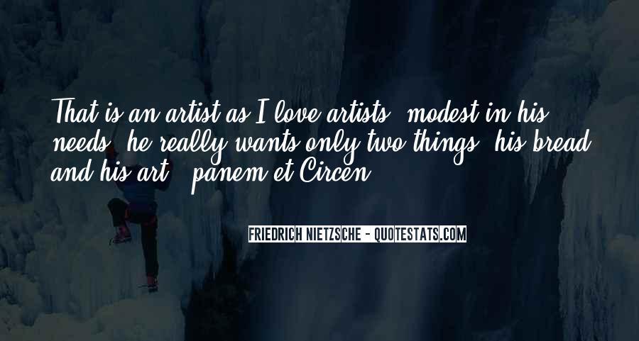Nietzsche Art Quotes #1176346