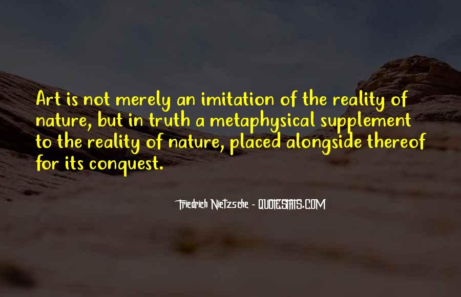 Nietzsche Art Quotes #1249187