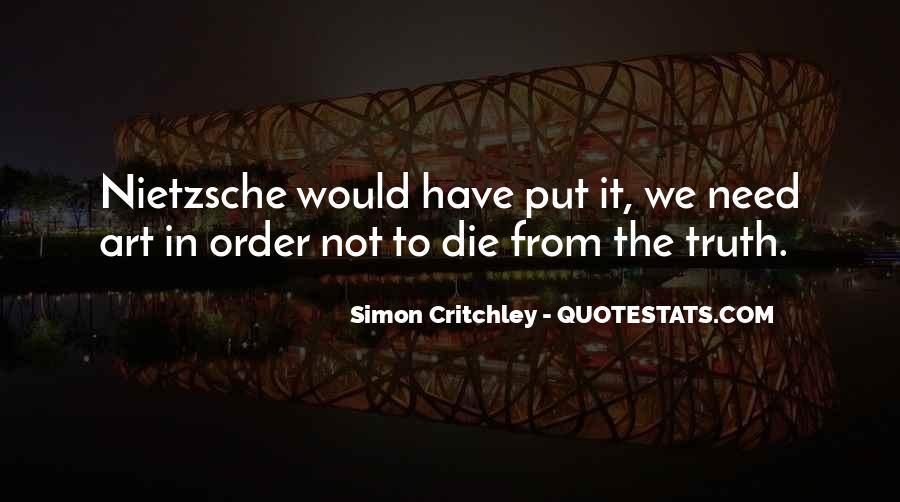 Nietzsche Art Quotes #125190