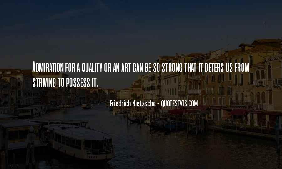 Nietzsche Art Quotes #1284916