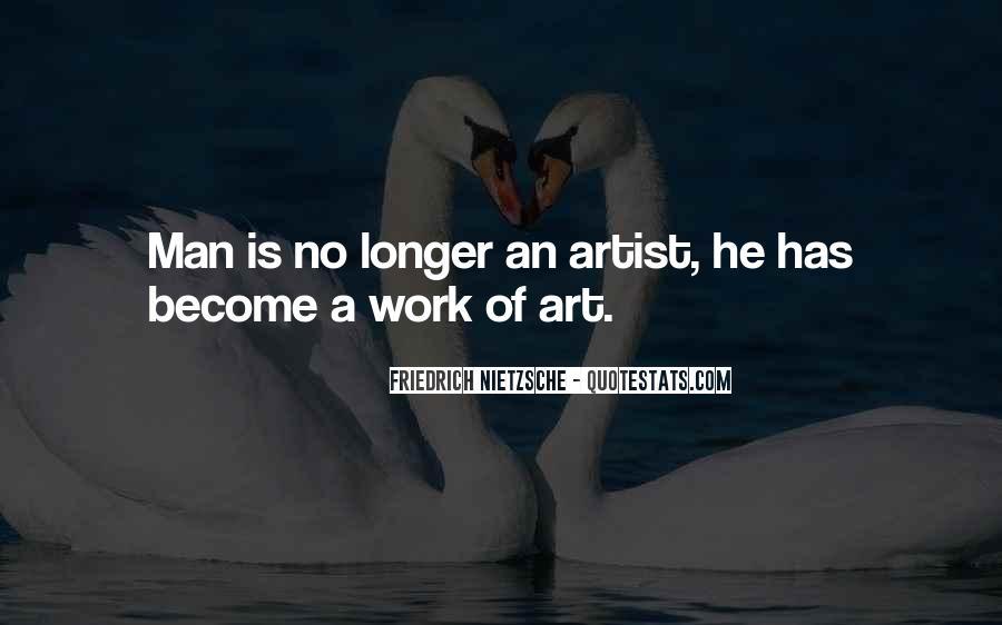 Nietzsche Art Quotes #1362700