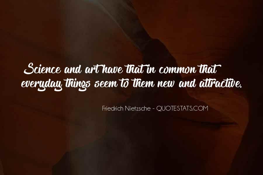 Nietzsche Art Quotes #1550646