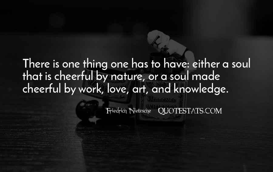 Nietzsche Art Quotes #1633510