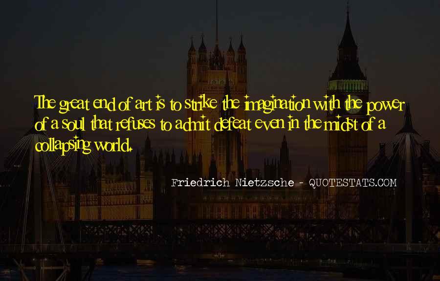 Nietzsche Art Quotes #199621
