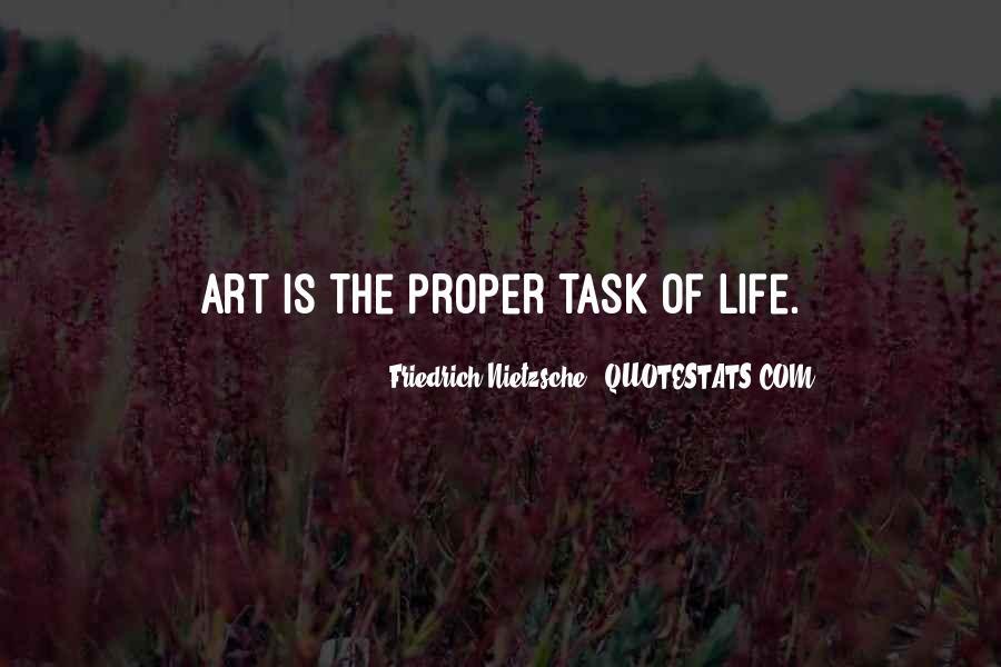 Nietzsche Art Quotes #253186