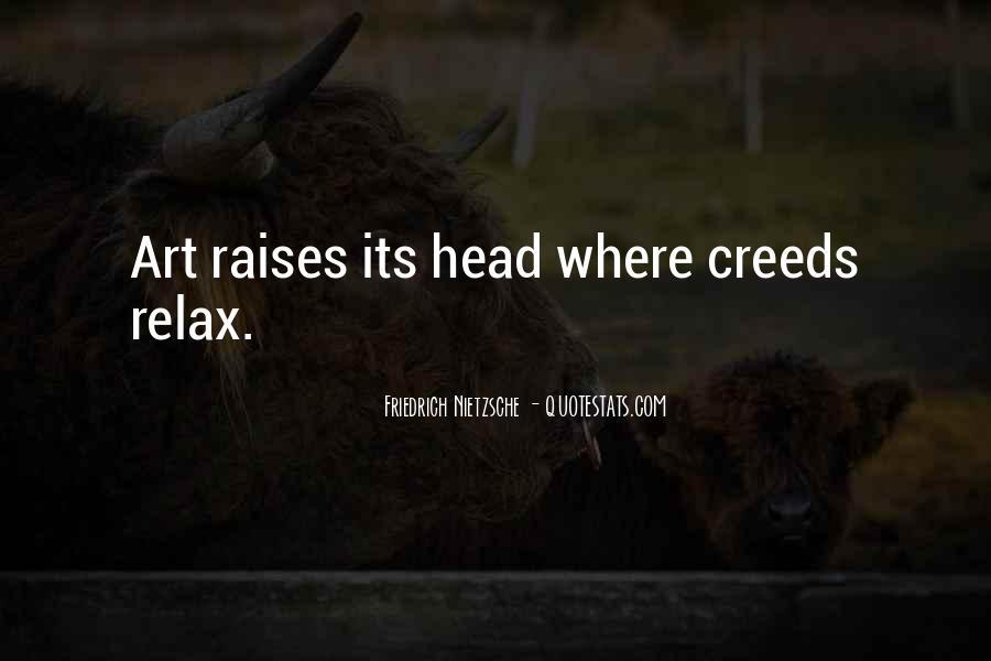 Nietzsche Art Quotes #268934
