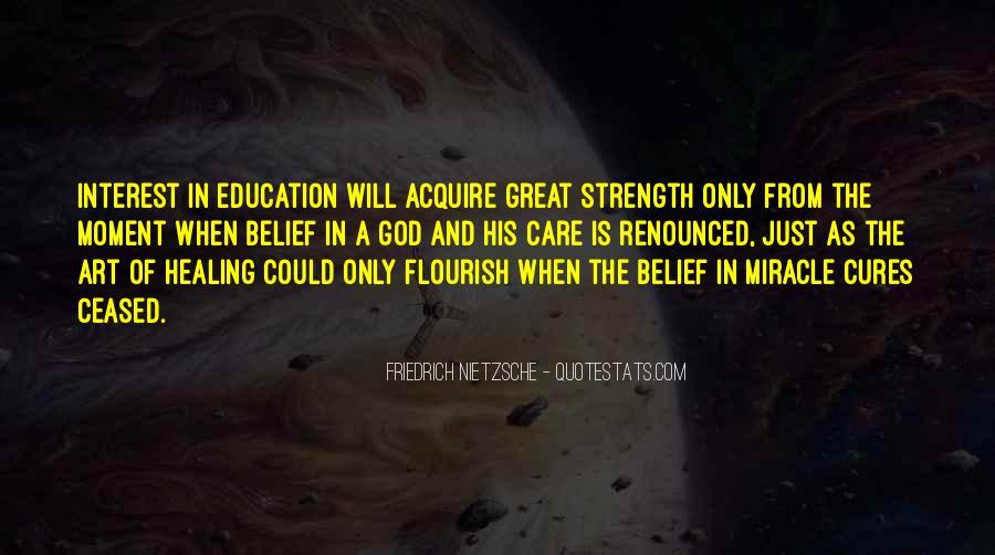 Nietzsche Art Quotes #308387