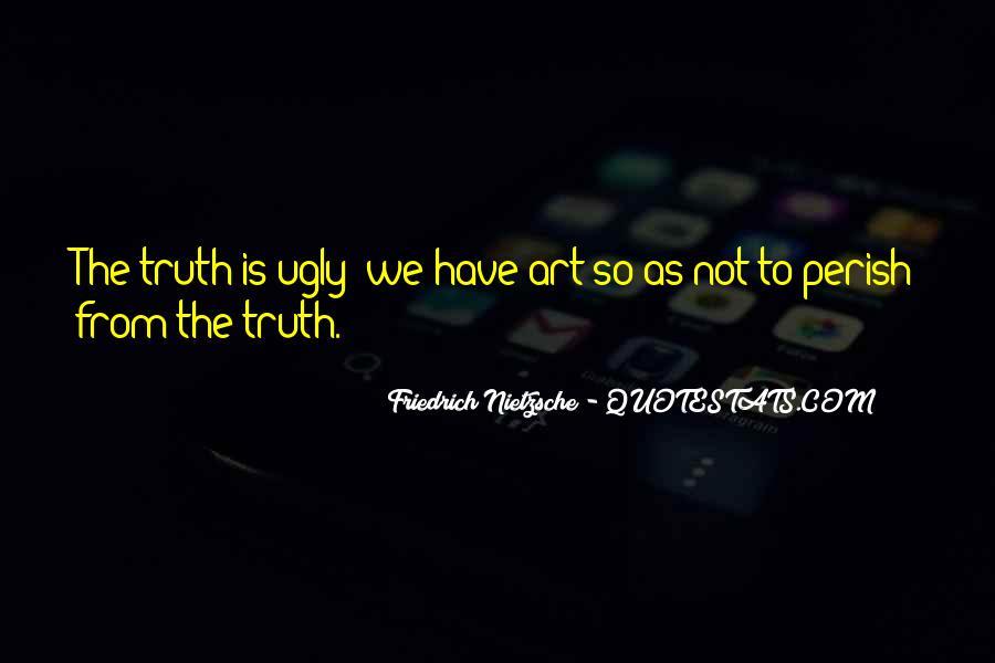 Nietzsche Art Quotes #313897