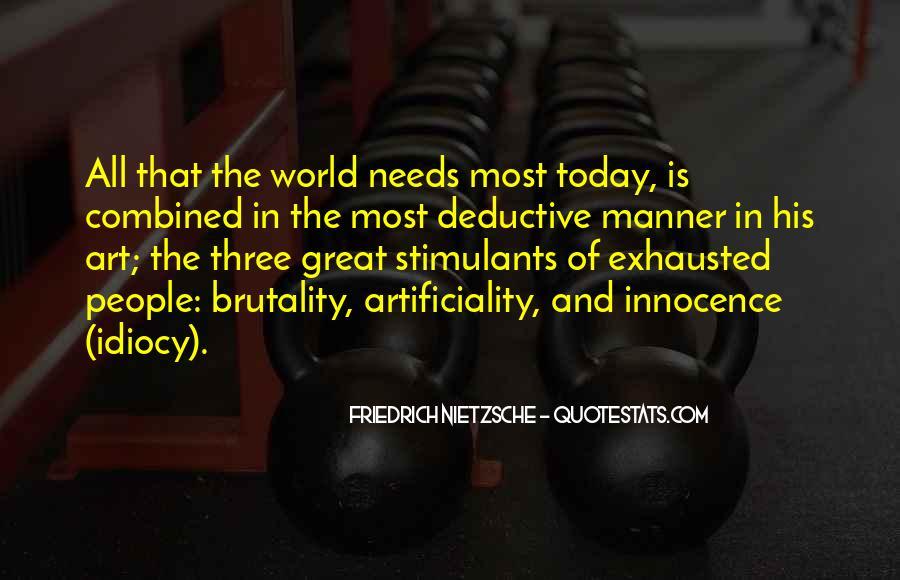 Nietzsche Art Quotes #411893