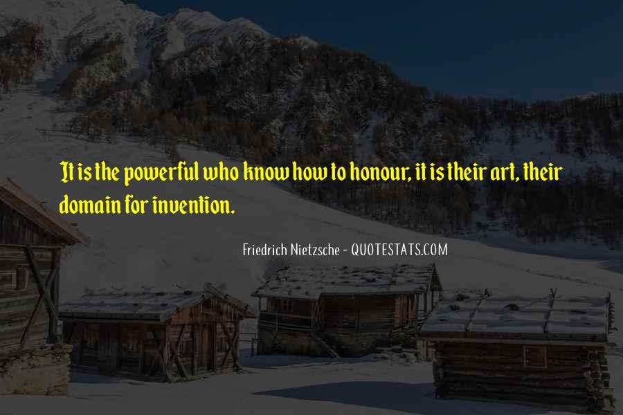 Nietzsche Art Quotes #4625