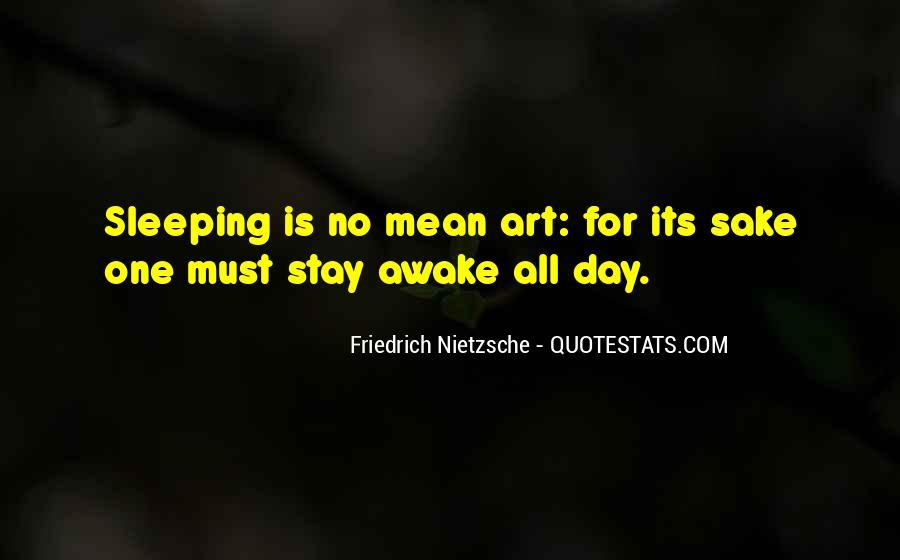 Nietzsche Art Quotes #49675