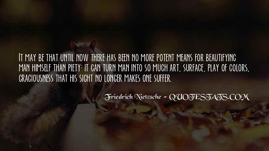 Nietzsche Art Quotes #655386