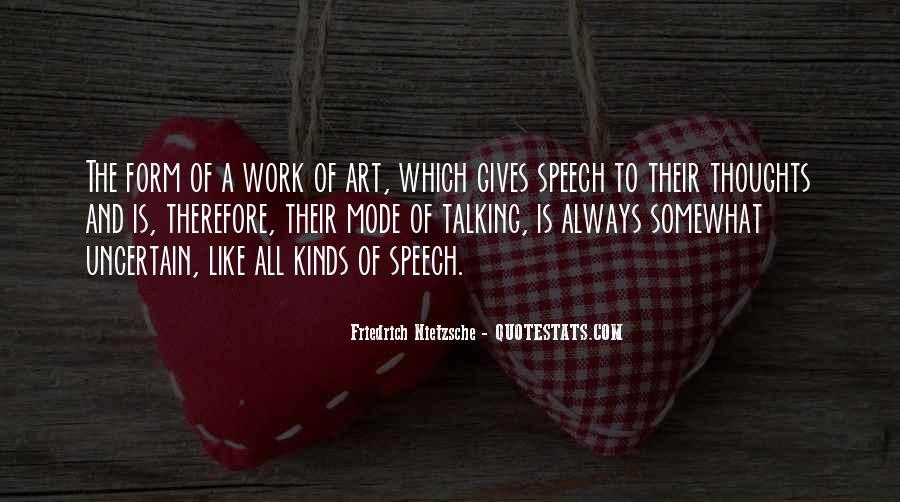 Nietzsche Art Quotes #857434