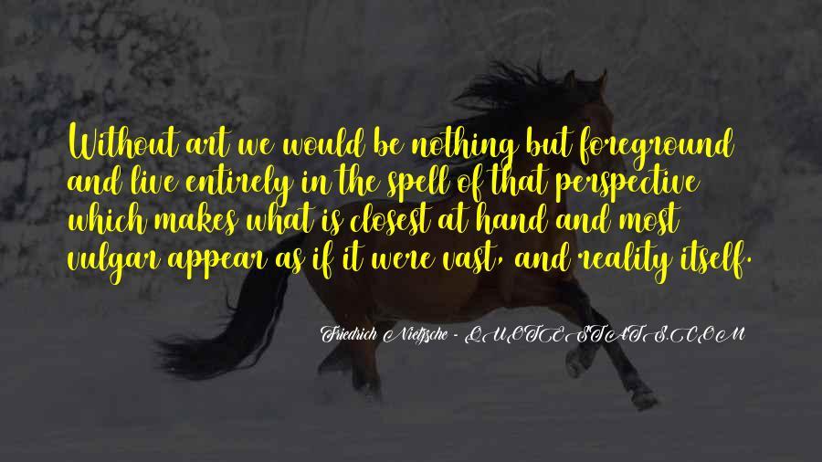 Nietzsche Art Quotes #960171
