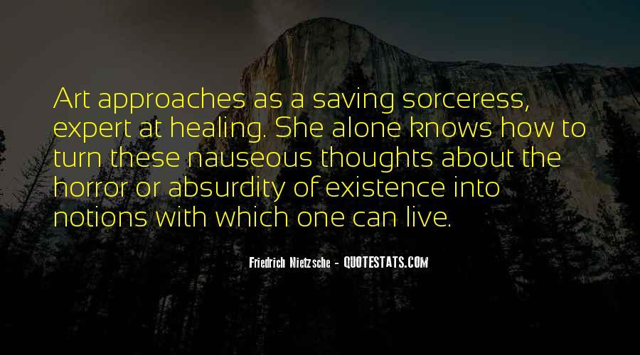 Nietzsche Art Quotes #961983