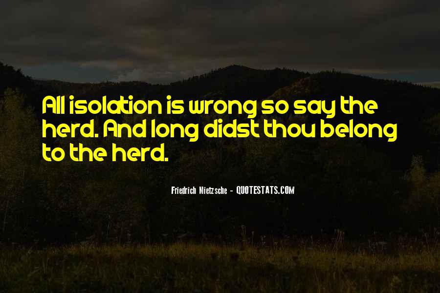 Nietzsche Herd Quotes #1650090