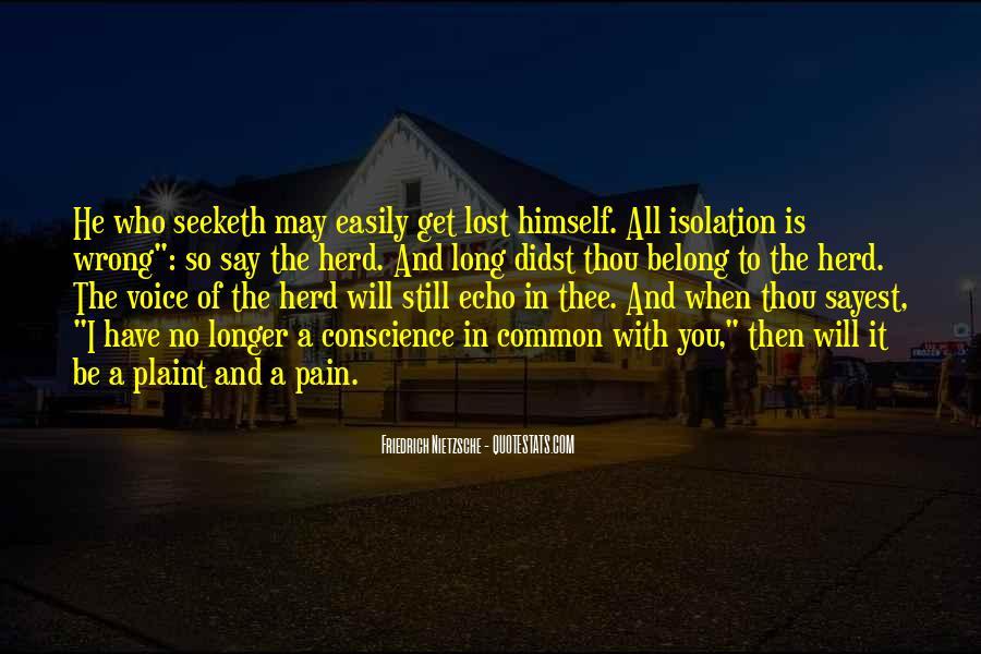 Nietzsche Herd Quotes #189926