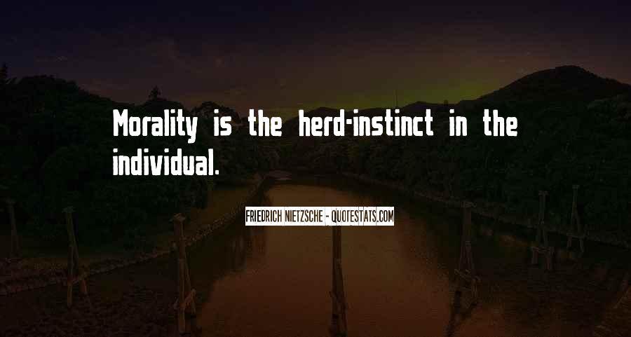 Nietzsche Herd Quotes #593499