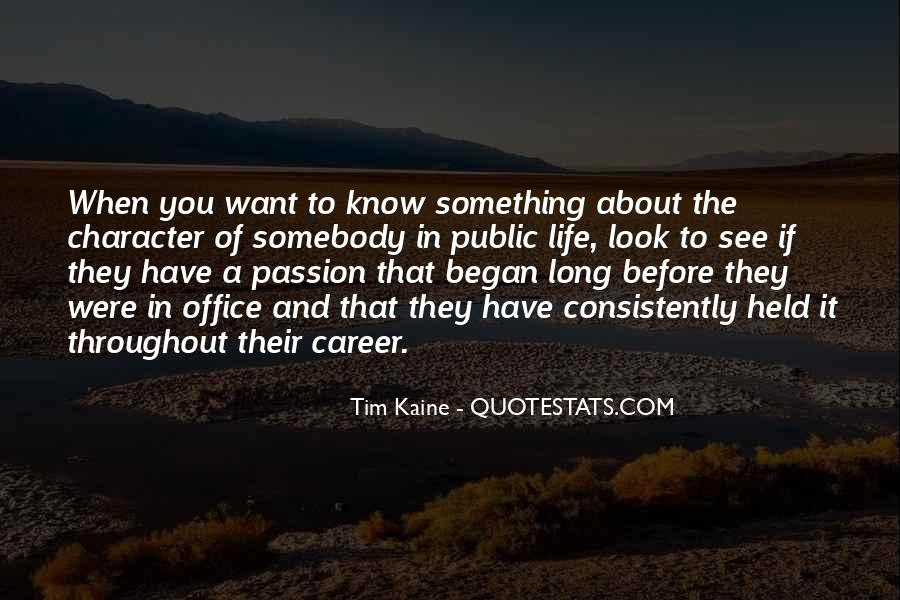 Quotes About Career And Passion #1759626