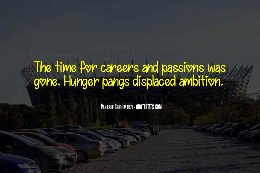 Quotes About Career And Passion #815541