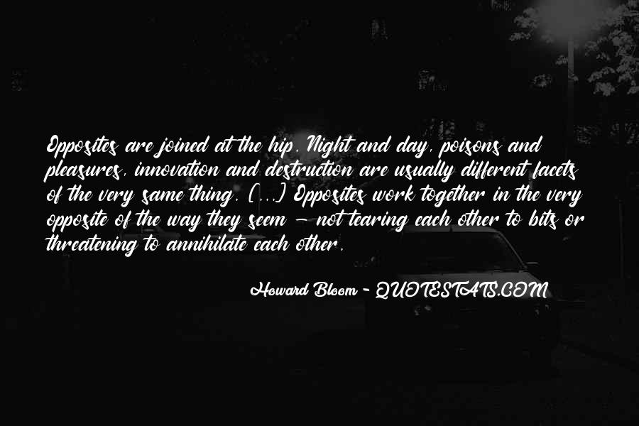 Night Pleasures Quotes #535928
