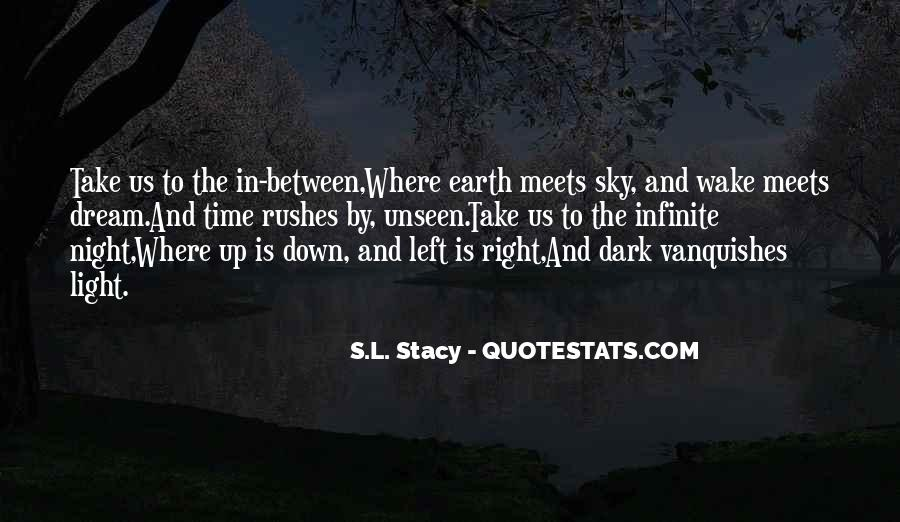 Night Time Dream Quotes #367890