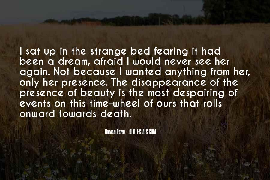 Night Time Dream Quotes #451768