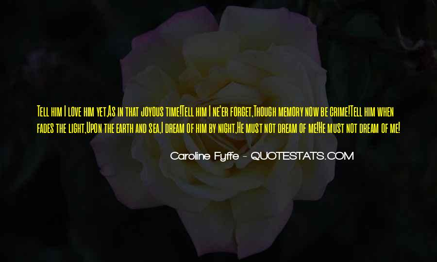 Night Time Dream Quotes #479171