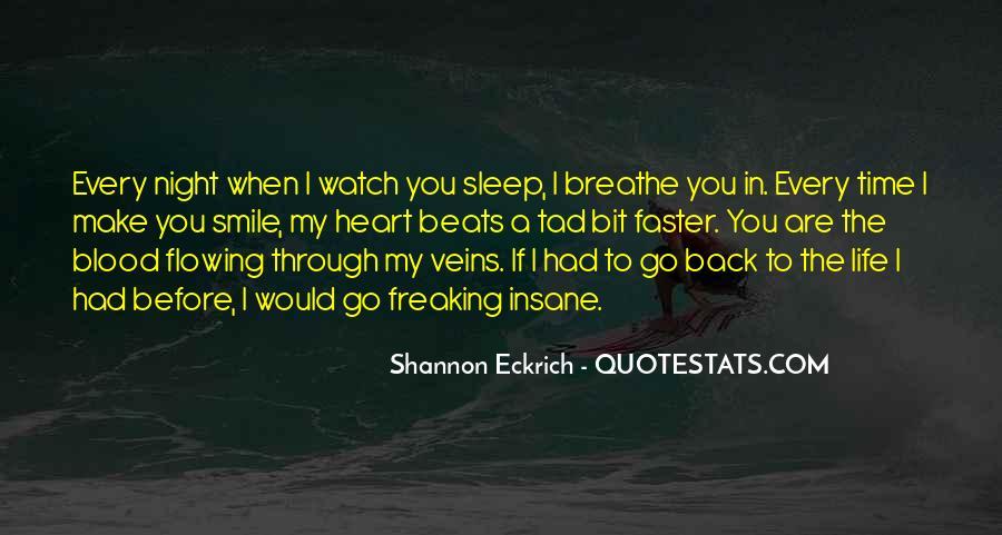 Night Time Sleep Quotes #1617021