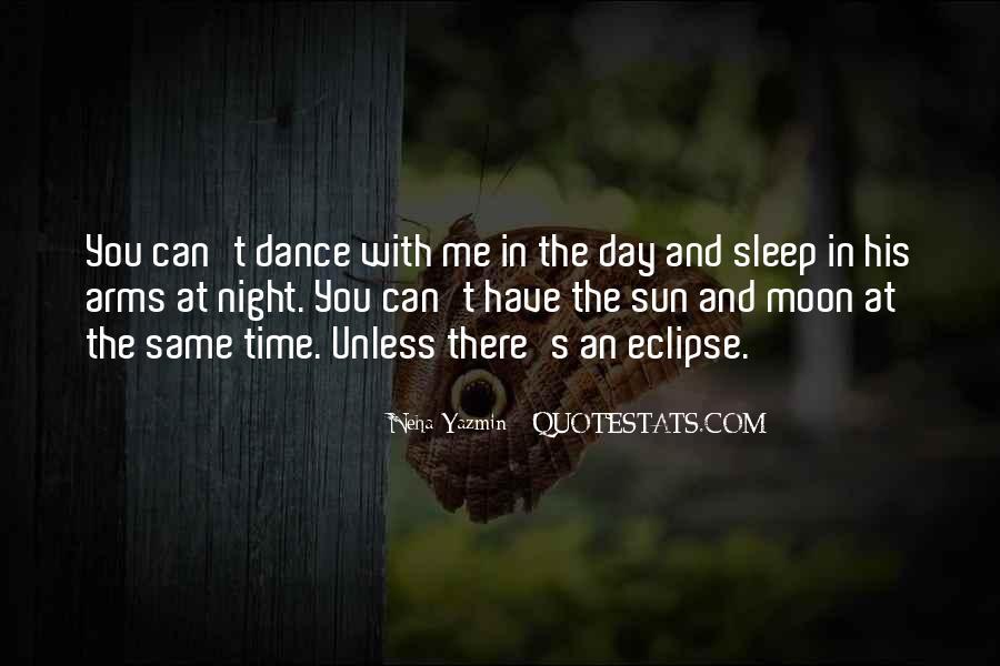 Night Time Sleep Quotes #207272