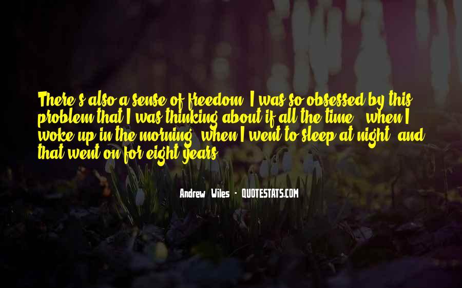 Night Time Sleep Quotes #521359