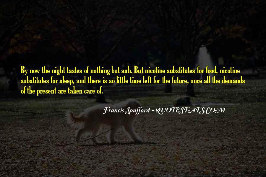 Night Time Sleep Quotes #549887