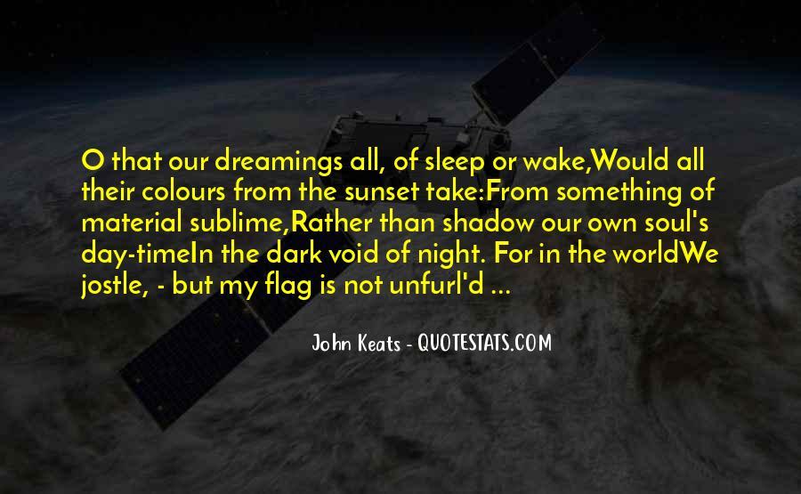 Night Time Sleep Quotes #873909