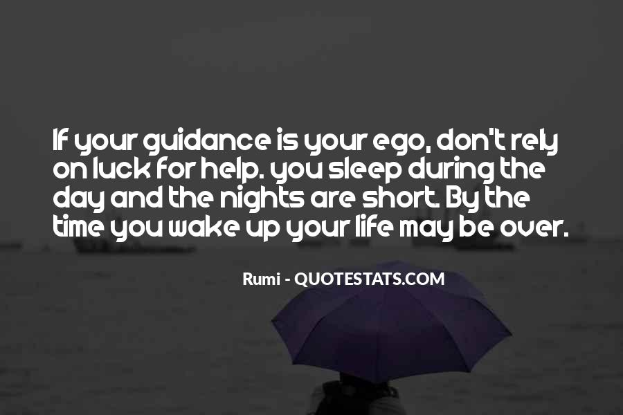 Night Time Sleep Quotes #950828