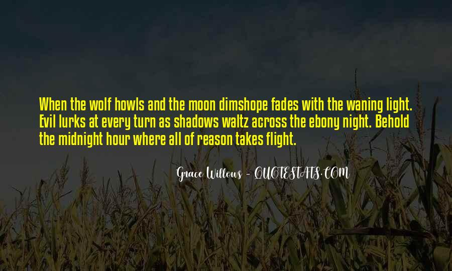 Night Wolf Quotes #1154074