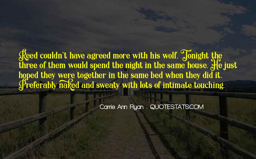Night Wolf Quotes #1308582