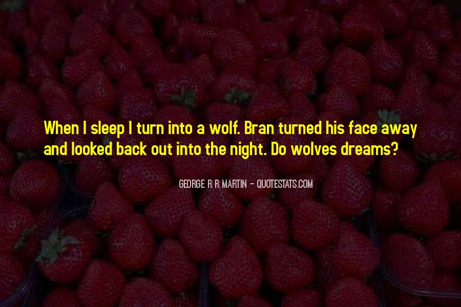 Night Wolf Quotes #1363726