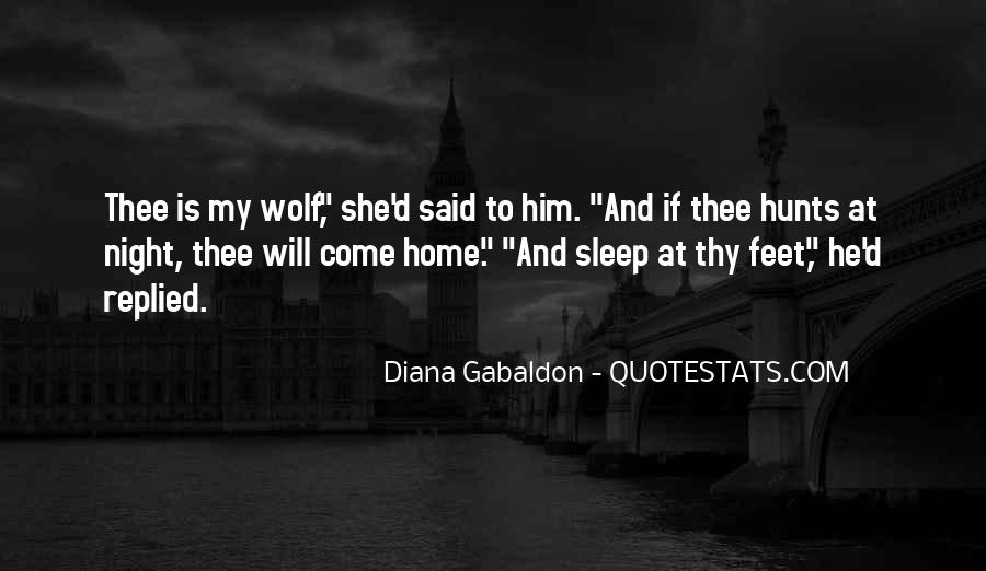 Night Wolf Quotes #1701165