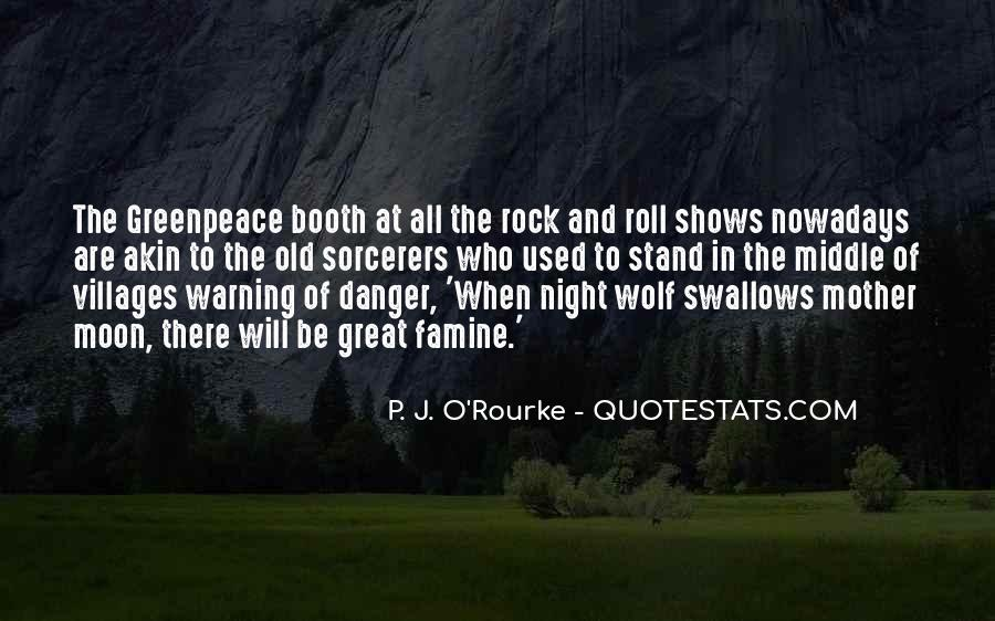 Night Wolf Quotes #882365